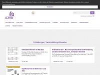 kirche-nienstedt.de Webseite Vorschau