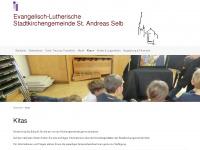 kinder-selb.de Webseite Vorschau