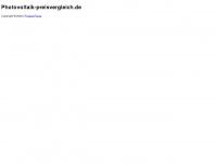 photovoltaik-preisvergleich.de Webseite Vorschau