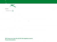 physio-morgenstern.com Webseite Vorschau