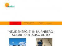 photovoltaik-solar-nuernberg.de Webseite Vorschau
