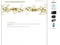 chatzundhund.ch Webseite Vorschau