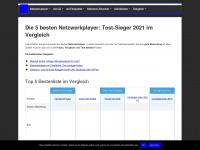 netzwerkplayer-vergleich.de