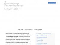 lektorat-dissertation.de
