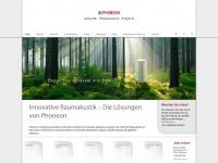 phoneon.eu Webseite Vorschau