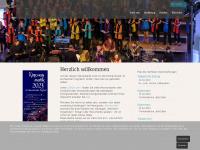 kirchenmusikvogtland.de Webseite Vorschau