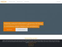 kitolink.lt Webseite Vorschau