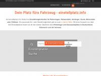 einstellplatz.info