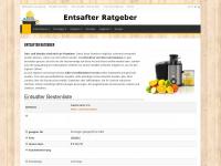 Entsafter-ratgeber.de