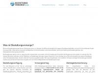 Bestattungsvorsorge-heute.de