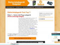 batterieladegeraet-test.bernaunet.eu