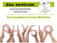 physiotherapie-morbach.de Webseite Vorschau