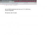 Die-architektendatenbank.de