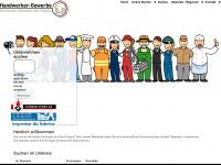 handwerker-gewerbe.ch Webseite Vorschau