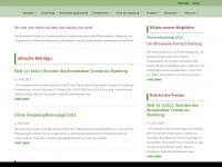 botanischerverein.de