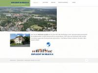 zuflucht-in-selb.de Webseite Vorschau