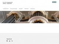 kirche-werdau.de Webseite Vorschau