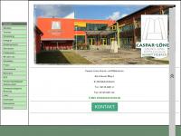 loenerschule.com Webseite Vorschau