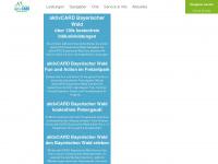 aktivcard-bayerischer-wald.de