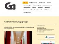 g3-gruppe.de Webseite Vorschau
