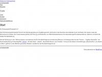 xu-kulturprojekt.de Webseite Vorschau