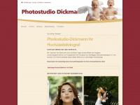photostudio-dickmann.de Webseite Vorschau