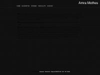 amra-mothes.de Webseite Vorschau
