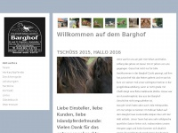 islandpferde-barghof.de