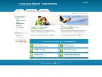versicherung-stuttgart.net Webseite Vorschau