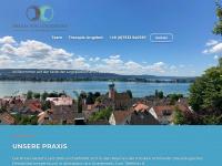 logopaedie-allensbach.de Webseite Vorschau
