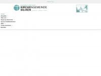 kirchengemeinde-silixen.de Webseite Vorschau