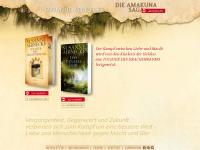 amakuna-saga.de Webseite Vorschau
