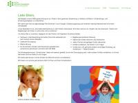kitaschatzkinder.de Webseite Vorschau