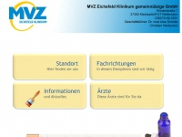 mvz-eichsfeld-klinikum.de