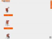 wanner-technik.de Webseite Vorschau