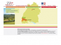 pia-sozialstationen.de Webseite Vorschau