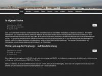 db0ma.de Webseite Vorschau