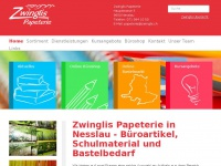 Zwinglis-papeterie.ch