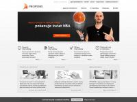 properis.pl Webseite Vorschau