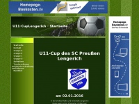 u11-cuplengerich.de.tl Webseite Vorschau
