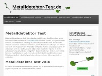 Metalldetektor-test.de