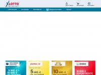 lotto-online.net Webseite Vorschau
