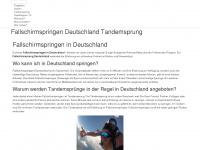 fallschirmsprung-tandem.org