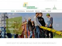 Raestruper-gemeindehaus.de