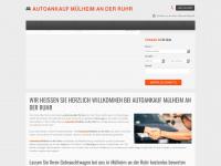 autoankauf-muelheim-an-der-ruhr.de