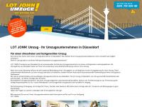 lotjonn-transporte.de Webseite Vorschau