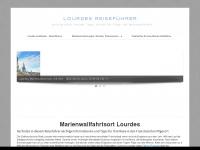 lourdes-pilgerwallfahrt.info Webseite Vorschau
