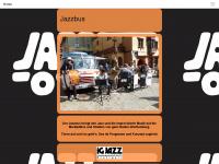 jazzbus.net Webseite Vorschau
