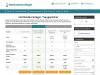 Hartbodenreiniger.info