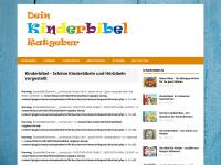 kinderbibel-ratgeber.de Webseite Vorschau